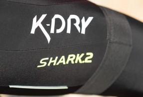 Pantaloncini Shark.2 Super Roubaix, Ginocchiere e Gambali