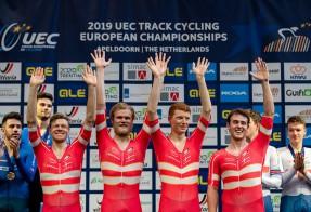 Congratulazioni ai nuovi Campioni Europei!